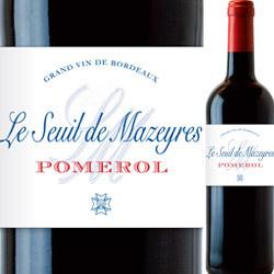 スィユ・マゼイル 2014年 フランス ボルドー 赤ワイン フルボディ 750ml