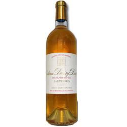 シャトー・ドワジー・デーヌ 2013年 フランス ボルドー 白ワイン 極甘口 750ml