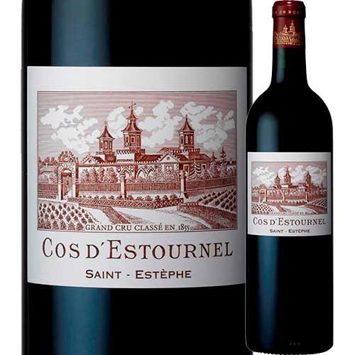 シャトー・コス・デストゥルネル 2011年 フランス ボルドー 赤ワイン フルボディ 750ml