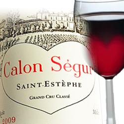 シャトー・カロン・セギュール 1996年 フランス ボルドー 赤ワイン フルボディ 750ml