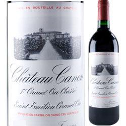 シャトー・カノン 2011年 フランス ボルドー 赤ワイン フルボディ 750ml