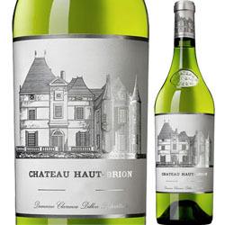 シャトー・オー・ブリオン・ブラン 2011年 フランス ボルドー 白ワイン 辛口 750ml