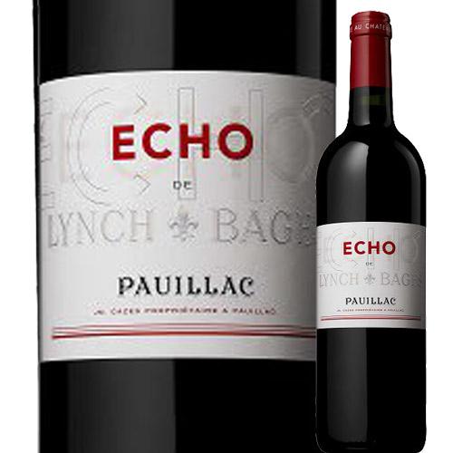 エコー・ド・ランシュ・バージュ 2013年 フランス ボルドー 赤ワイン フルボディ 750ml