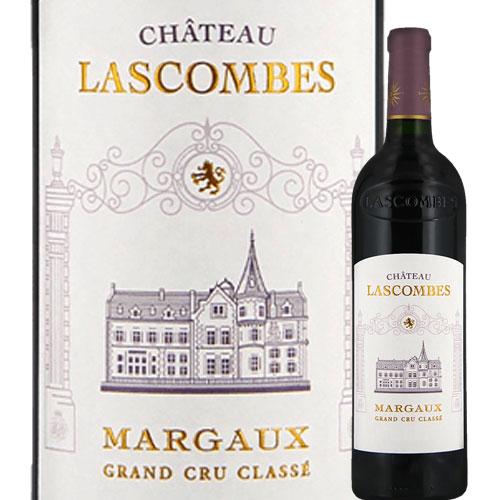 シャトー・ラスコンブ 2013年 フランス ボルドー 赤ワイン フルボディ 750ml