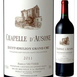 ラ・シャペル・ドーゾンヌ 2013年 フランス ボルドー 赤ワイン フルボディ 750ml