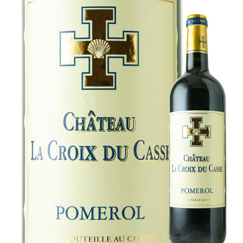 シャトー・ラ・クロワ・デュカス 2006年 フランス ボルドー 赤ワイン フルボディ 750ml