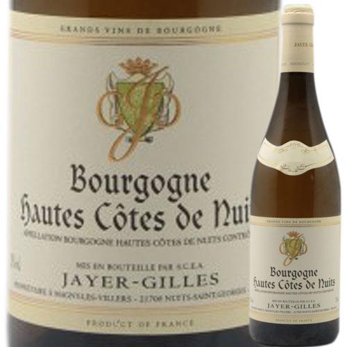 オート・コート・ド・ニュイ・ブラン ジャイエ・ジル 2011年 フランス ブルゴーニュ  白ワイン  750ml
