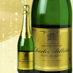 ブラン・ド・ブラン ヴーヴ・アンバル NV フランス ブルゴーニュ スパークリングワイン・白 辛口 750ml