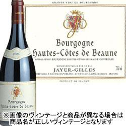 オート・コート・ド・ボーヌ・ルージュ ジャイエ・ジル 2011年 フランス ブルゴーニュ  赤ワイン  750ml