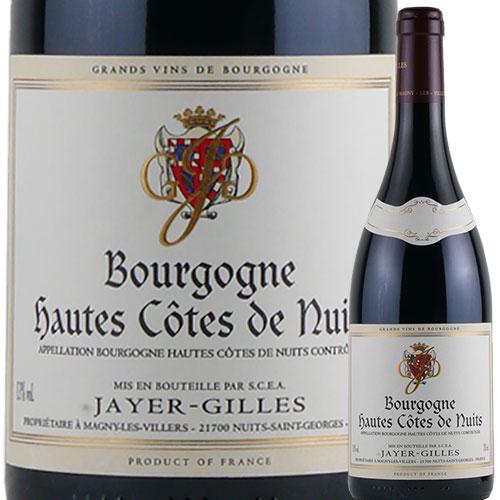 オート・コート・ド・ニュイ・ルージュ ジャイエ・ジル 2011年 フランス ブルゴーニュ  赤ワイン  750ml