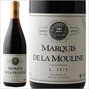 マルキ・ド・ラ・ムーリーヌ メゾン・デュフルール 1973年 フランス ブルゴーニュ 赤ワイン ミディアムボディ 750ml