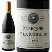 マルキ・ド・ラ・ムーリーヌ メゾン・デュフルール 1988年 フランス ブルゴーニュ 赤ワイン ミディアムボディ 750ml