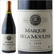 マルキ・ド・ラ・ムーリーヌ メゾン・デュフルール 2000年 フランス ブルゴーニュ 赤ワイン ミディアムボディ 750ml