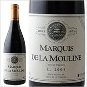 マルキ・ド・ラ・ムーリーヌ メゾン・デュフルール 2005年 フランス ブルゴーニュ 赤ワイン ミディアムボディ 750ml