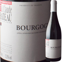 ブルゴーニュルージュ ジャン・クロード・ラトー 2013年 フランス ブルゴーニュ 赤ワイン ミディアムボディ 750ml