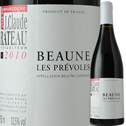 ボーヌ・ルージュ・レ・プレヴォル ジャン・クロード・ラトー 2010年 フランス ブルゴーニュ 赤ワイン ミディアムボディ 750ml