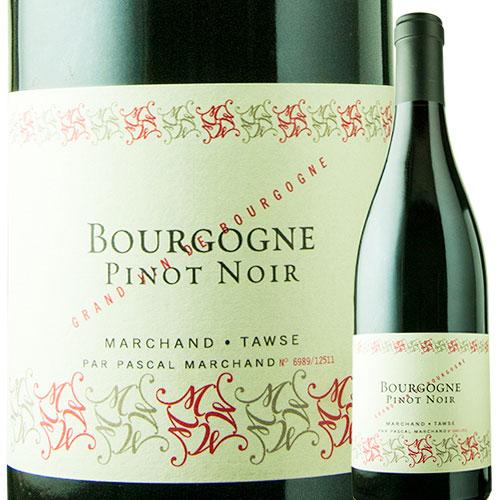 ブルゴーニュ・ピノノワール パスカル・マルシャン 2014年 フランス ブルゴーニュ 赤ワイン フルボディ 750ml