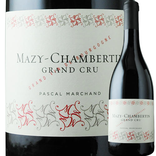 エシェゾーマジ・シャンベルタン・グラン・クリュ パスカル・マルシャン 2014年 フランス ブルゴーニュ 赤ワイン フルボディ 750ml