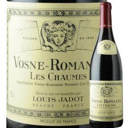 ヴォーヌ・ロマネ・プルミエ・クリュ・レ・ショーム ルイ・ジャド 2011年 フランス ブルゴーニュ 赤ワイン フルボディ 750ml