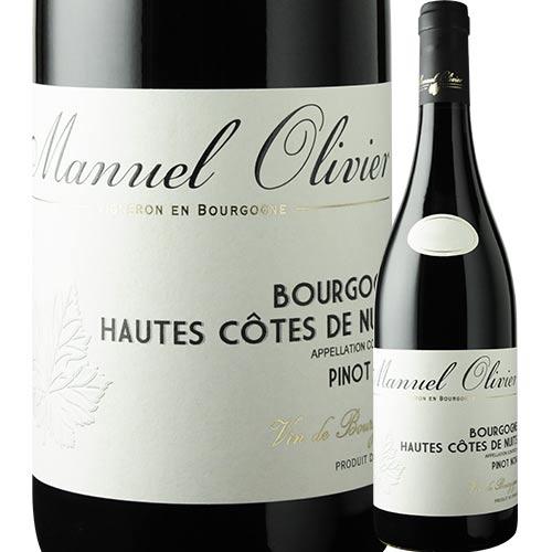 オート・コート・ド・ニュイ・ルージュ ドメーヌ・マニュエル・オリヴィエ 2016年 フランス ブルゴーニュ 赤ワイン フルボディ 750ml