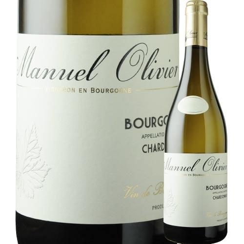 ブルゴーニュ・ブラン ドメーヌ・マニュエル・オリヴィエ 2015年 フランス ブルゴーニュ 白ワイン 辛口 750ml