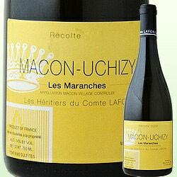 マコン・ウシジィ・レ・マランシュ レ・ゼリティエール・デュ・コント・ラフォン 2010年 フランス ブルゴーニュ 白ワイン 辛口 750ml