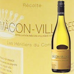 マコン・ヴィラージュ レ・ゼリティエール・デュ・コント・ラフォン 2012年 フランス ブルゴーニュ 白ワイン 辛口 750ml
