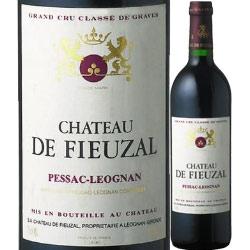 シャトー・ド・フューザル・ルージュ 2003年 フランス ボルドー 赤ワイン フルボディ 750ml