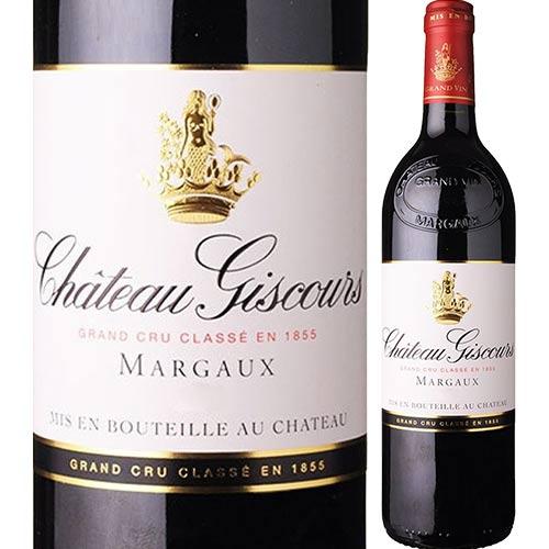 シャトー・ジスクール 2012年 フランス ボルドー 赤ワイン フルボディ 750ml
