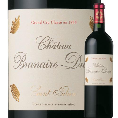 シャトー・ブラネール・デュクリュ シャトー・ブラネール・デュクリュ 2012年 フランス ボルドー 赤ワイン フルボディ 750ml