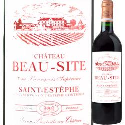 シャトー・ボー・シット 2005年 フランス ボルドー 赤ワイン フルボディ 750ml