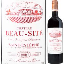 シャトー・ボー・シット 2008年 フランス ボルドー 赤ワイン フルボディ 750ml