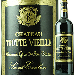シャトー・トロットヴィエイユ 2005年 フランス ボルドー 赤ワイン フルボディ 750ml