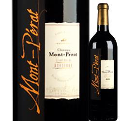 シャトー・モン・ペラ ルージュ 2015年 フランス ボルドー 赤ワイン フルボディ 750ml