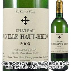 シャトー・ラ・ミッション・オー・ブリオン・ブラン 2011年 フランス ボルドー 白ワイン 辛口 750ml