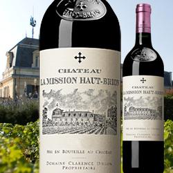 シャトー・ラ・ミッション・オー・ブリオン 2011年 フランス ボルドー 赤ワイン フルボディ 750ml
