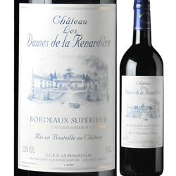 シャトー・レ・ダーム・ド・ラ・ルナルディエール 2006年 フランス ボルドー 赤ワイン ミディアムボディ 750ml