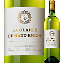 ラ・クラルテ・ド・オー・ブリオン・ブラン 2013年 フランス ボルドー 白ワイン 辛口 750ml