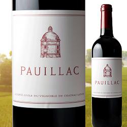 ポイヤック・ド・ラトゥール 2011年 フランス ボルドー 赤ワイン フルボディ 750ml