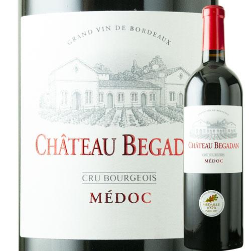 シャトー・ベガダン 2015年 フランス ボルドー 赤ワイン フルボディ 750ml