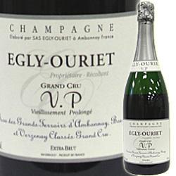 エクストラ・ブリュット V.P. エグリ・ウーリエ NV フランス シャンパーニュ シャンパン・白 辛口 750ml