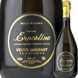 ミレジメ・キュヴェ・エルネスティーヌ ヴーヴ・ドゥソー 2014年 フランス シャンパーニュ シャンパン・白 辛口 750ml