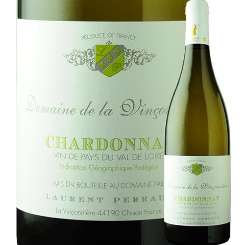 シャルドネ ドメーヌ・ド・ラ・ヴァンソニエール 2017年 フランス ロワール 白ワイン 辛口 750ml