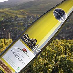 ゲヴュルツトラミネール・ビオ カーヴ・ド・リボヴィレ 2016年 フランス アルザス 白ワイン 甘口 750ml