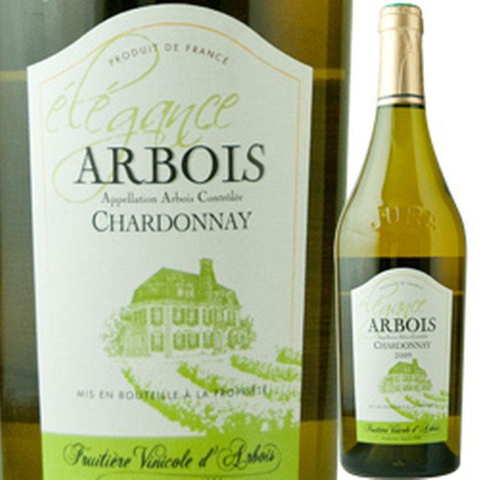アルボワ・シャルドネ ヴィニコール・ダルボワ 2016年 フランス ジュラ 白ワイン 辛口 750ml