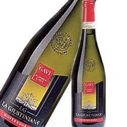 モンテソーラ・ガヴィ ラ・ジュスティニアーナ 2009年 イタリア ピエモンテ 白ワイン 辛口 750ml