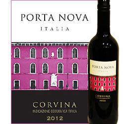 コルヴィーナ・ポルタノヴァ リバティーワインズ 2012年 イタリア ヴェネト 赤ワイン ミディアムボディ 750ml