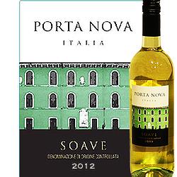 ソアーヴェ・ポルタノヴァ リバティーワインズ 2012年 イタリア ヴェネト 白ワイン 辛口 750ml
