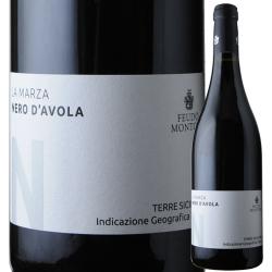 N ネロ・ダヴォラ フェウド・モントーニ 2011年 イタリア シチリア 赤ワイン フルボディ 750ml