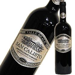 サン・カリスト ヴァッレ・レアーレ 2009年 イタリア アブルッツオ 赤ワイン フルボディ 750ml